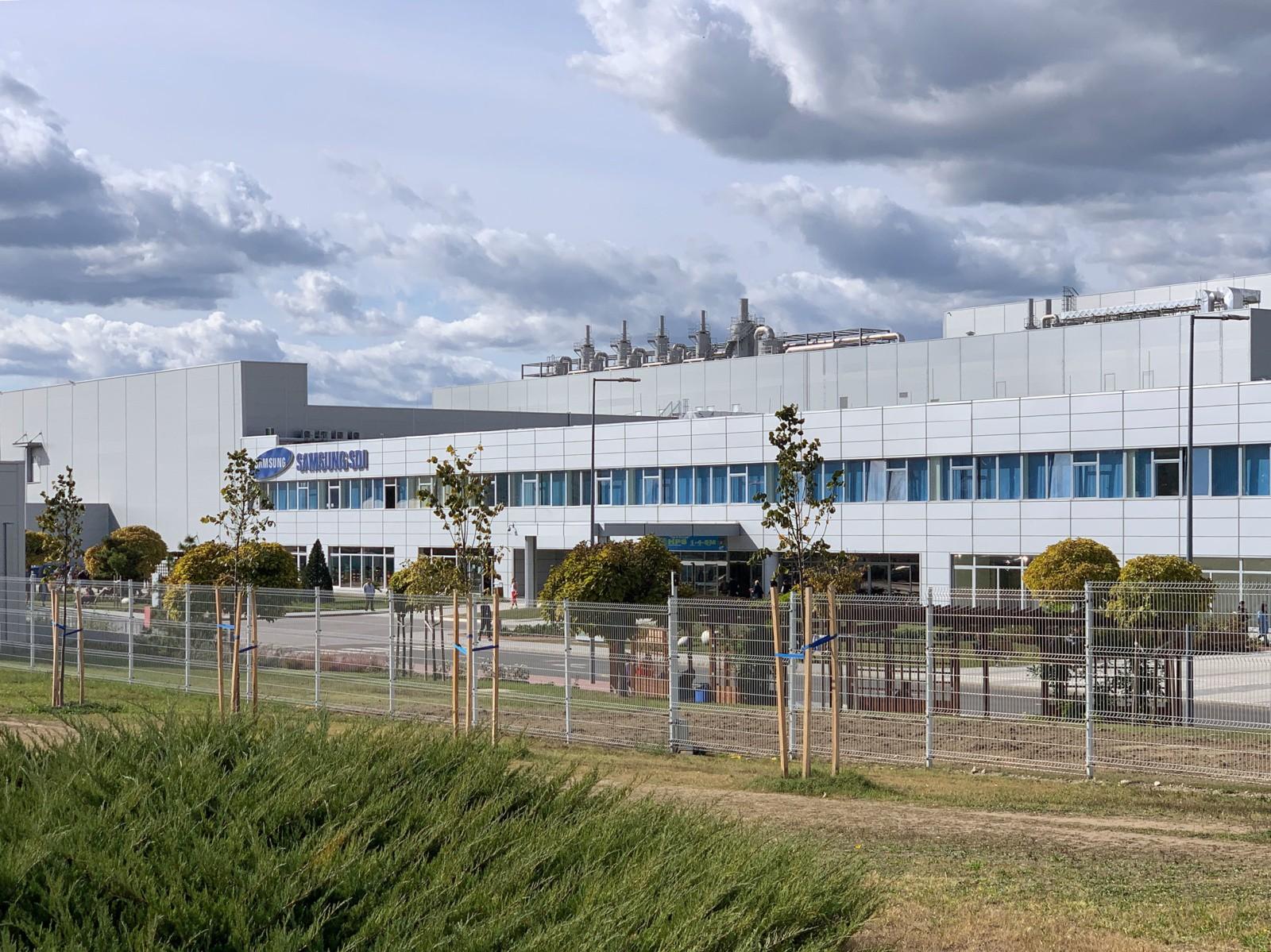 Samsung SDI Magyarország Zrt. Göd