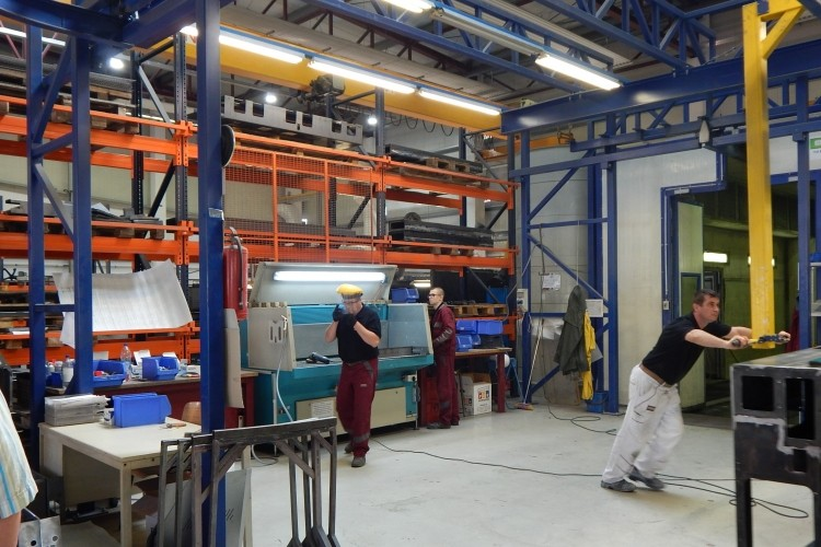 Wittmann Robottechnika Kft. Mosonmagyaróvár