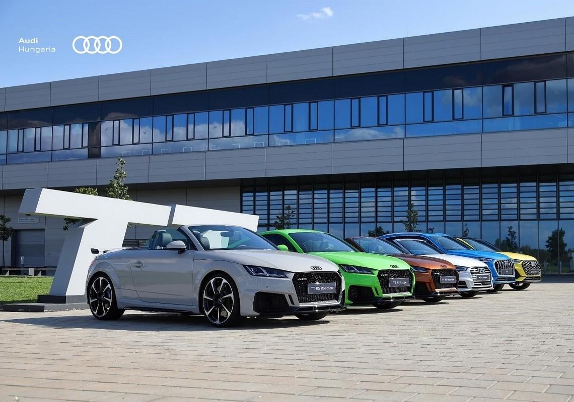 Audi Hungária Zrt. Győr