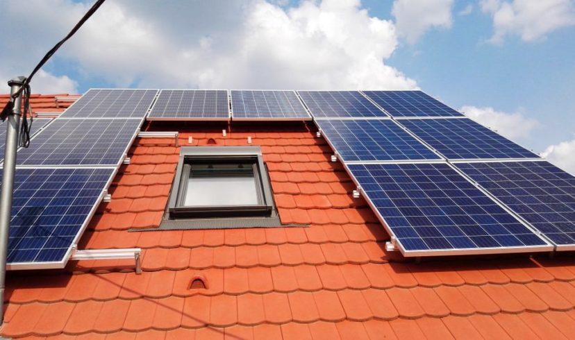 485 kW teljesítményű napelemes kiserőmű Eger