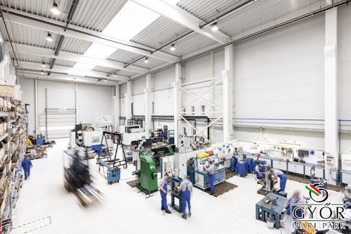 Eaton Manufacturing Hungary Kft. Győr